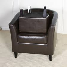ottomans leather chair and ottoman costco ikea chairs office