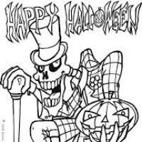 hard halloween coloring pages 3 bootsforcheaper