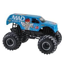 monster jam wheels