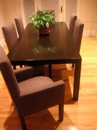 softening and relaxing dining room chairs with arms home design