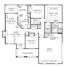 1 floor home plans floor plan home bedroom inlaw modern designs small cottage square