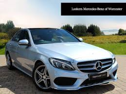 used mercedes benz c class 2016 for sale motors co uk