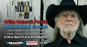 Willie Nelson Backyard Sirius Xm Radio To Broadcast Willie Nelson U0027s Birthday Party
