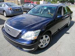 lexus cars for sale in georgia 2449 2004 lexus ls 430 antep auto sales inc used cars for