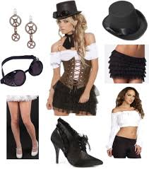 Steampunk Halloween Costume Ideas 32 Costume U0026 Ideas Images Stockings