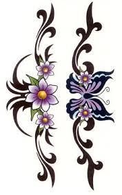armband tattoos tribal and feminine designs