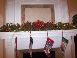 Banister Garland Ideas Christmas U2013 Deck The Halls With Beautiful Garland West Cobb Magazine