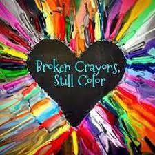 broken crayons still color truth pinterest broken crayons