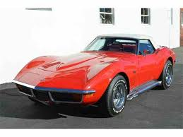 1972 corvette convertible 454 for sale 1972 chevrolet corvette for sale on classiccars com 58 available