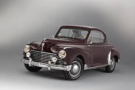 peugeot classic cars 1952 peugeot 203 a coupé classic driver market