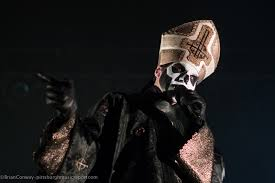 pittsburgh music report photos from ghost at stage ae september