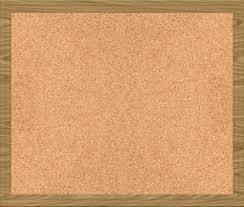 Cork Board Decorative Frame A Nice Large Cork Texture With Wooden Frame Www Myfreetextures