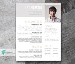 resume design templates word resume cover letter template resume