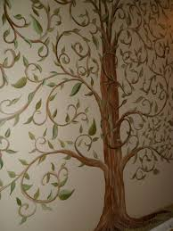 savard studios whimsical tree of life wall mural if you want to see more of my murals check out my decorative painting website at www paintingthetown us