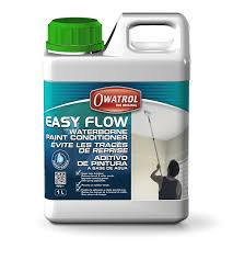 easy flow paint conditioner remove brush or roller marks