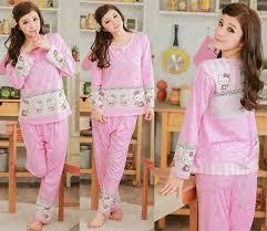 Baju Tidur grosir baju tidur anak dewasa murah harga pabrik korea 2