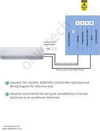 mitsubishi mini split manual 28 images electrical specs for