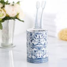 White Bathroom Accessories Ceramic by Ceramic U0026 Porcelain Bathroom Accessories You U0027ll Love Wayfair