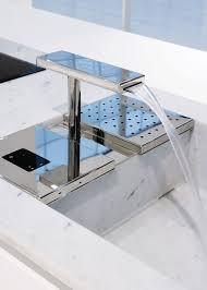 robinet escamotable cuisine l eau coule de source inspiration cuisine le magazine de la