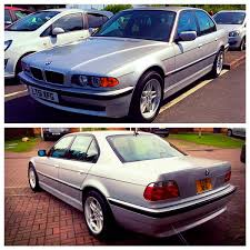used 2001 bmw 7 series 728i sport for sale in leicestershire
