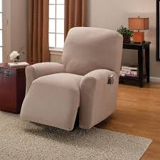 Slipcovers For Reclining Sofas by Furniture Elegant Interior Chair Design With Cozy Wingback