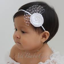 vintage headbands baptism headband white baptism headband vintage headband for
