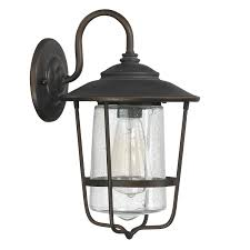 Outdoor Sconces Capital Lighting 9601ob Creekside Old Bronze Outdoor Wall Sconce