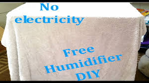 diy humidifier free and super easy no electricity off grid