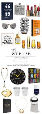 gift guide 2016 the cool creative the stripe