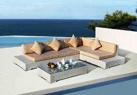 salon de jardin exterieur resine salon de jardin en résine 100 propositions design pour l extérieur