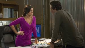 Seeking Season 1 Episode 8 The Newsroom Review Election Part 1