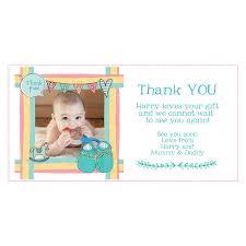 baby thank you cards baby thank you cards personalised style by modernstork
