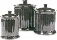 black kitchen canister sets lovely black kitchen canisters canister sets sango