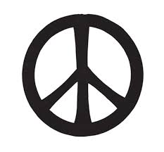 the untold of the peace sign