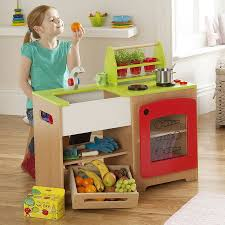 healthy eating kitchen and market stall by millhouse