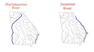 Chattahoochee River Map Tuesday 8 9 16 Agenda Write In Agenda Get Syllabus Signed