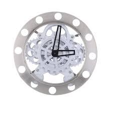 home decor online sales gear clock dynamic hollow wall clock mechanical appearance sales