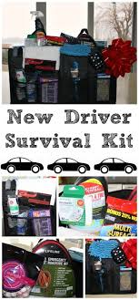 great gifts for new new driver survival a great diy gift for your new driver