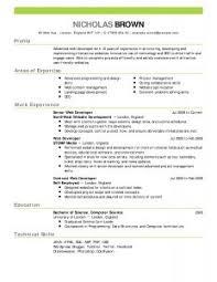 examples of resumes 89 enchanting good resume branding