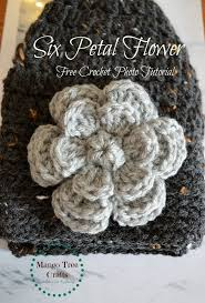 Free Crochet Patterns For Home Decor Best 25 Free Crochet Flower Patterns Ideas On Pinterest Crochet