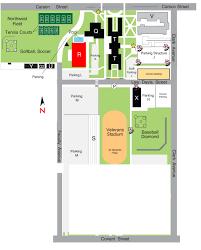 Odu Parking Map Popular 266 List Lbcc Map