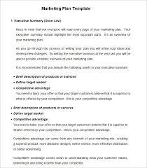 service plan templates 3 year strategic marketing plan template