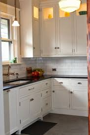 Kitchen Cabinets Glass Inserts by Update Kitchen Cabinets With Glass Inserts Hgtv Kitchen