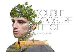 Tutorial Double Exposure Photoshop Cs3 | cara membuat efek double exposure dengan adobe photoshop desain