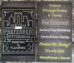 preferred pittsburgh painting flooring home