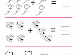 valentine u0027s day worksheets u0026 free printables education com