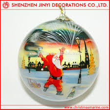 50mm clear plastic ball christmas ornaments 50mm clear plastic