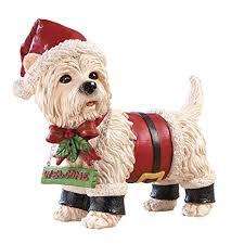 lighted dog christmas lawn ornament amazon com motion sensor pet christmas yard decoration dog