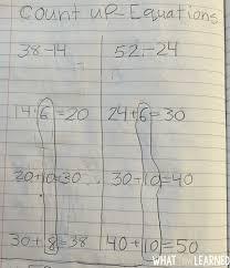 models u0026 strategies for two digit addition u0026 subtraction