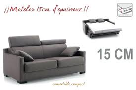 canap convertible couchage 120 articles with petit canape convertible couchage 120 tag canape lit 120